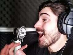 male voice talent